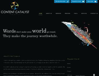 Thumbshot of Content-catalyst.com