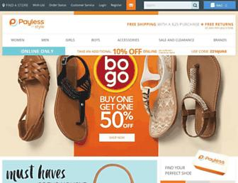 Thumbshot of Payless.com