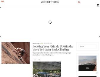 jetsettimes.com screenshot