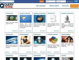 queryhome.com screenshot