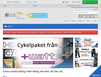 Thumbshot of Skistart.com
