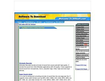 009soft.com screenshot