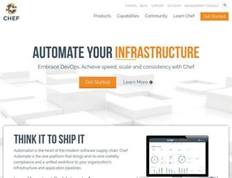 Thumbshot of Getchef.com