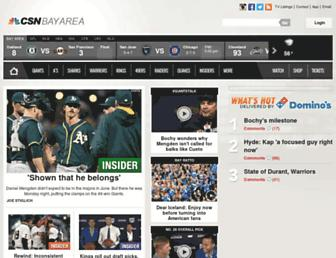 Thumbshot of Csnbayarea.com