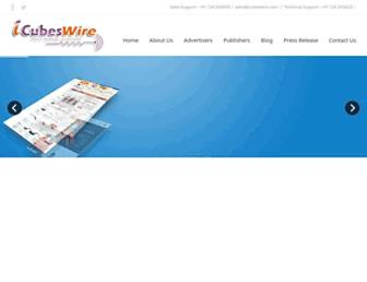 Thumbshot of Icubeswire.com