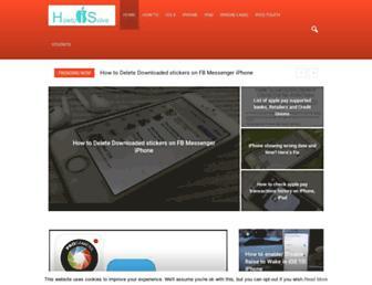 Thumbshot of Howtoisolve.com
