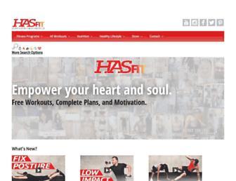 Thumbshot of Hasfit.com