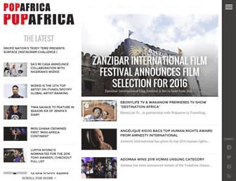Thumbshot of Popafrica.com