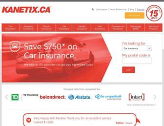 Thumbshot of Kanetix.ca