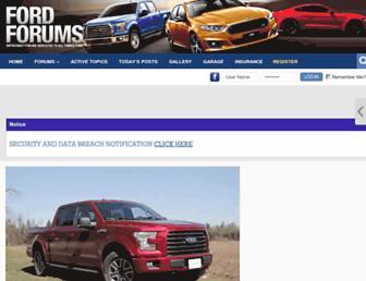 Thumbshot of Fordforums.com