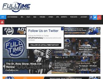 fftoolbox.fulltimefantasy.com screenshot