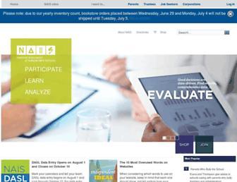 Thumbshot of Nais.org