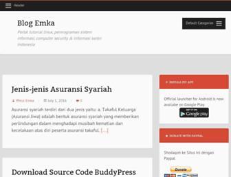 emka.web.id screenshot