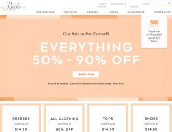 Thumbshot of Shopruche.com
