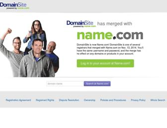 Thumbshot of Domainsite.com