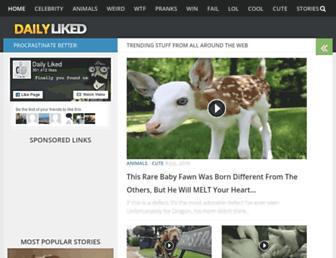Thumbshot of Dailyliked.com