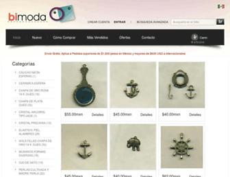 bimoda.com screenshot