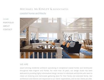 mckinleyarchitects.com screenshot