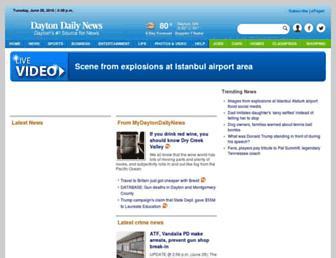 daytondailynews.com screenshot