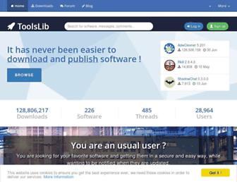 toolslib.net screenshot