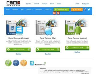 remorecover.com screenshot
