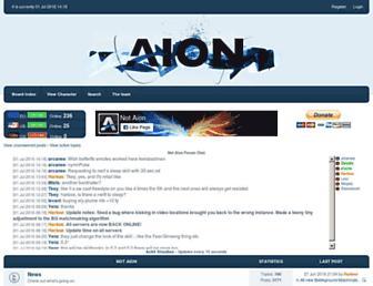forum.notaion.com screenshot