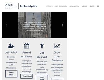 amaphiladelphia.com screenshot