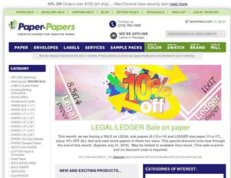 Thumbshot of Paper-papers.com