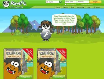 Thumbshot of Panfu.com