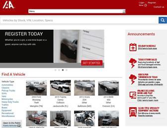 Thumbshot of Iaai.com