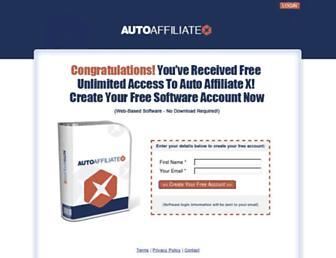 Thumbshot of Autoaffiliatex.com