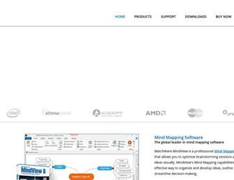 matchware.com screenshot