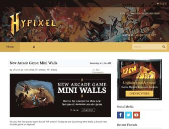 Thumbshot of Hypixel.net