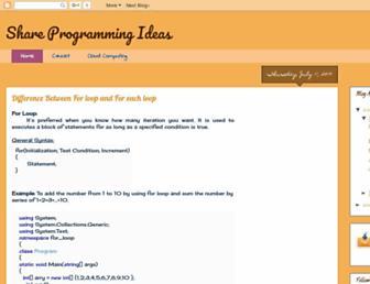 programtechn.blogspot.com screenshot