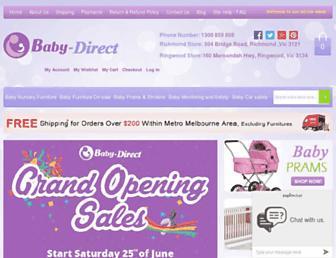 Thumbshot of Baby-direct.com.au
