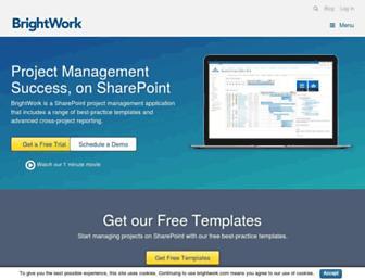 brightwork.com screenshot