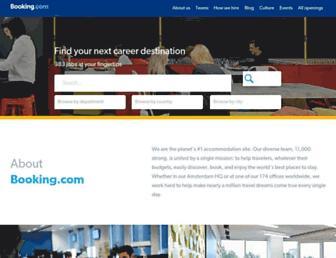 Thumbshot of Workingatbooking.com