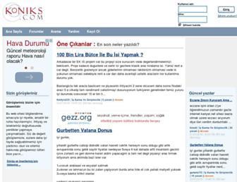 koniks.com screenshot