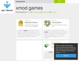 xmod-games.en.uptodown.com screenshot