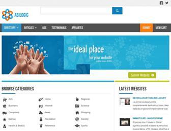 Thumbshot of Abilogic.com