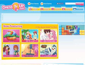 Thumbshot of Dressup.com