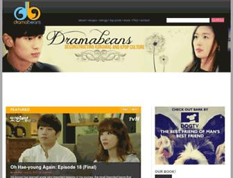 Thumbshot of Dramabeans.com