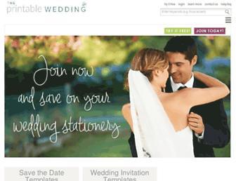 Thumbshot of Weddingclipart.com