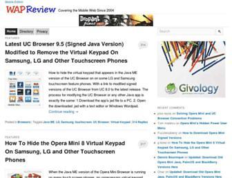 wapreview.com screenshot