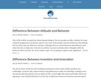 keydifferences.com screenshot