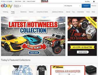 Thumbshot of Ebay.com.my