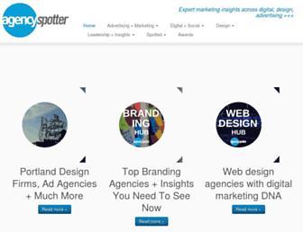 co.agencyspotter.com screenshot