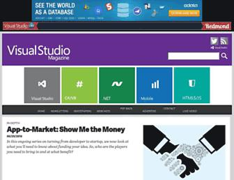 Thumbshot of Visualstudiomagazine.com