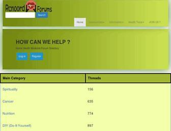rcnoord.com screenshot