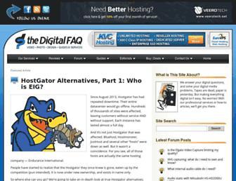 digitalfaq.com screenshot